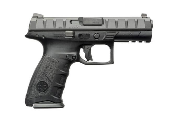 Get To Know Beretta's First Striker-Fired Pistol, The APX