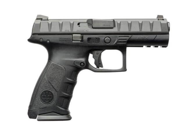 Get To KnowBeretta's First Striker-Fired Pistol, The APX