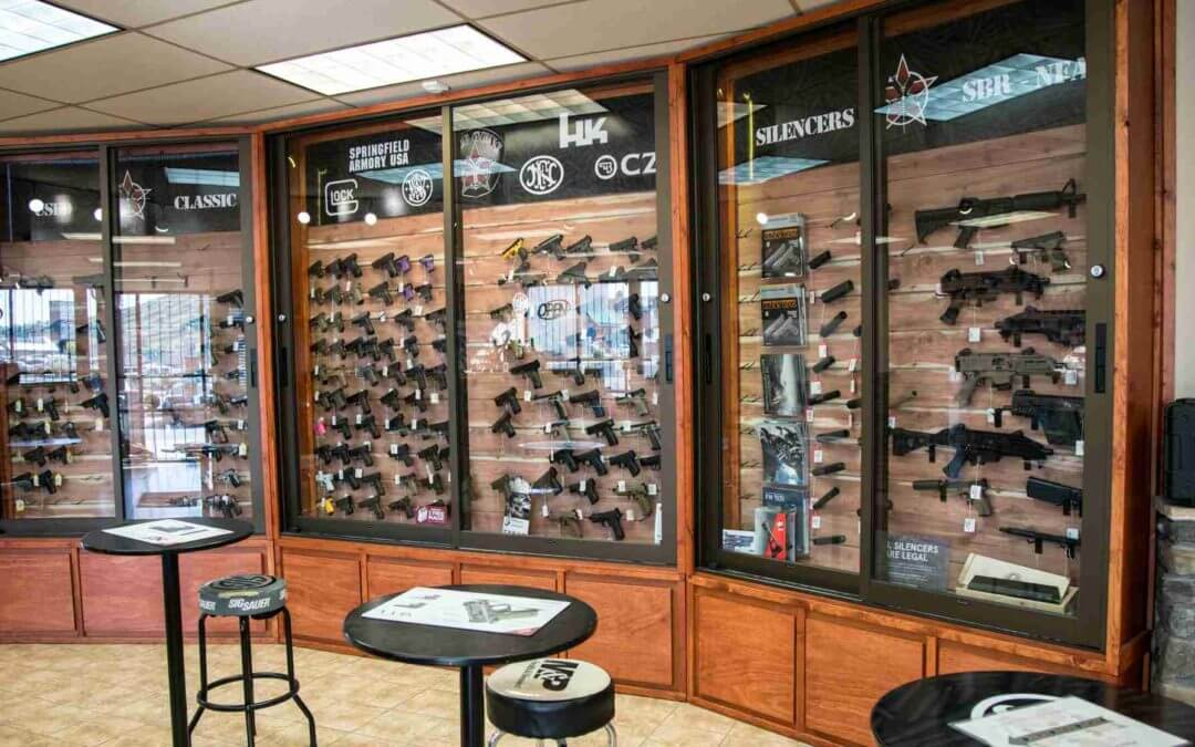 Buy Your Firearm From DCF Guns This Spring