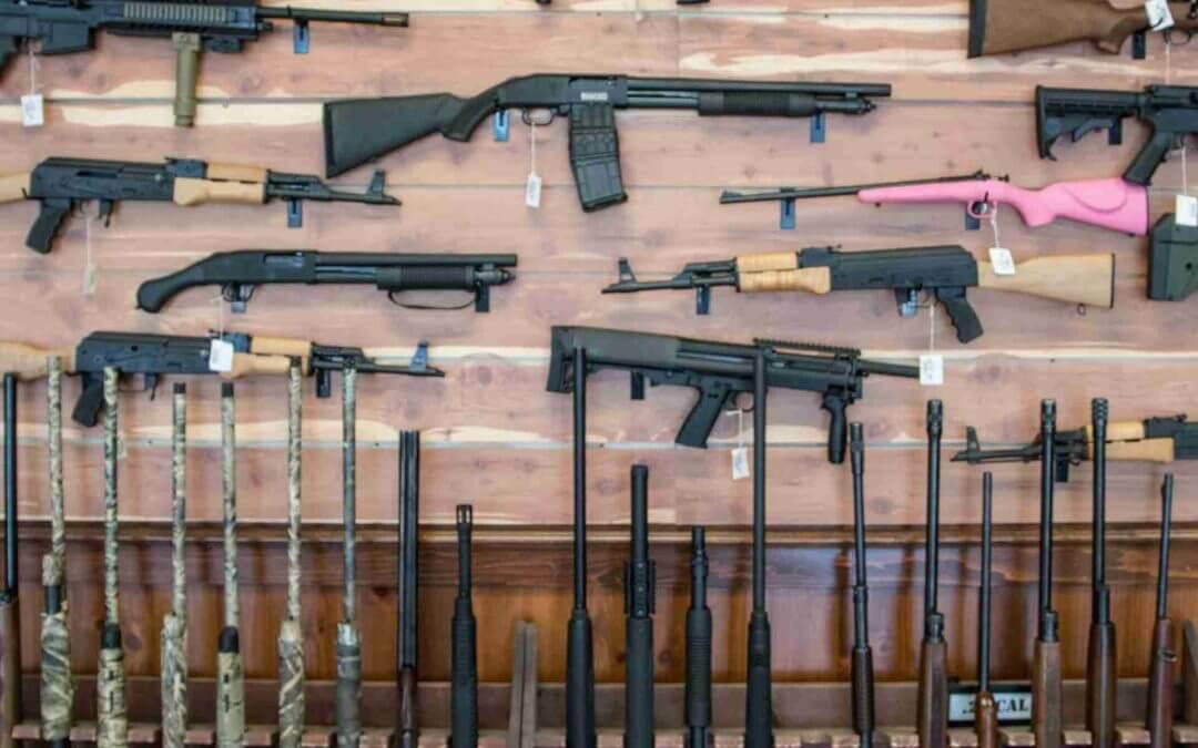 We Offer The Best Shooting Range Gun Rentals Program in Colorado!!!